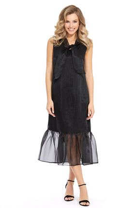 Платье PIRS 921 черный