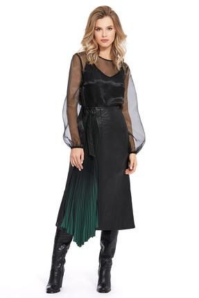 Комплект юбочный PIRS 922 черный