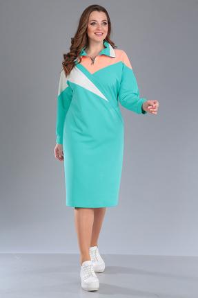 Спортивное платье Anastasia Mak 691 мятный