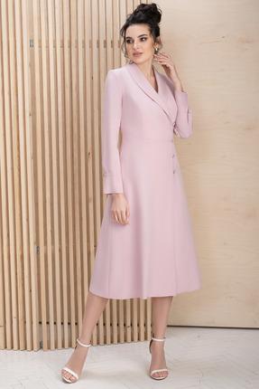 Платье ЮРС 19-204-4 нежно розовый