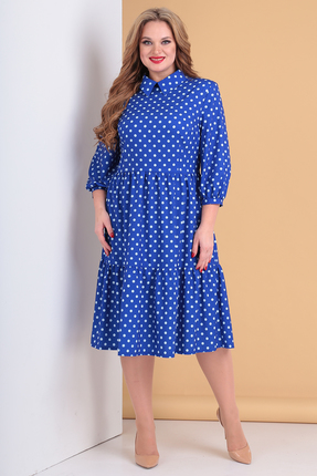 Платье Moda-Versal 2132 василек