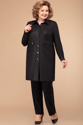 Комплект брючный Svetlana Style 1361 черный