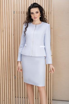 Комплект юбочный ЮРС 20-280-1 нежно-голубой