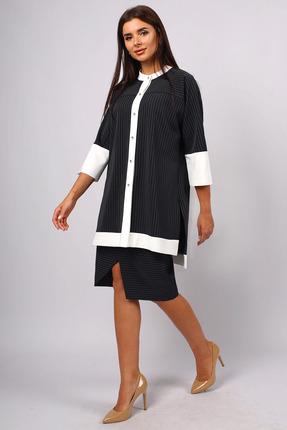 Комплект юбочный Миа Мода 1078-1 черный