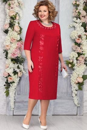 Платье Ninele 2246 красный