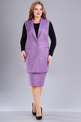 Комплект юбочный FoxyFox 180 лиловый