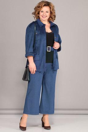 Комплект брючный Lady Secret 2688 синий
