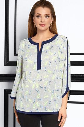Блузка Lissana 3779 светло-серый