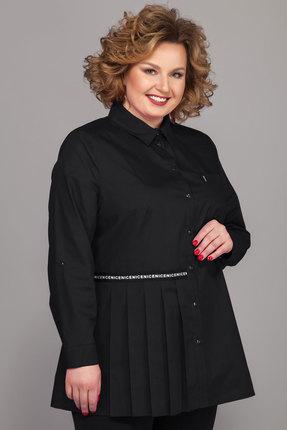 Рубашка Emilia 437/4 черный