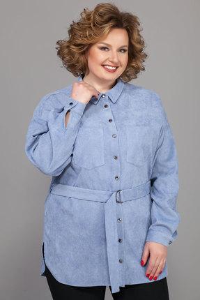 Туника Emilia 449/2 голубой