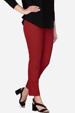 женские брюки mirolia, малиновые