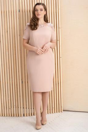 женское повседневные платье юрс, розовое