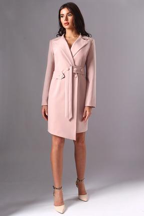 Платье Миа Мода 1128 розовый