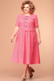 Платье Romanovich style 1-1951 коралл