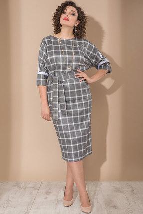 Комплект юбочный Галеан Cтиль 751 серый