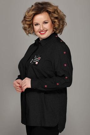 Рубашка Emilia 477/3 черный