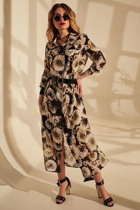 женское повседневные платье golden valley