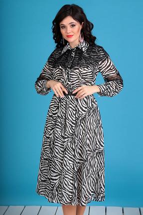 Платье Мода-Юрс 2544 зебра