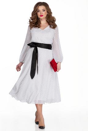Платье TEZA 322 молочный