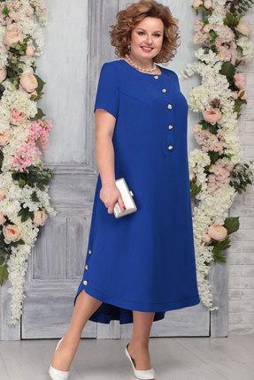 Платье Ninele 5773 василёк