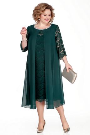 Платье Pretty 749 зеленый
