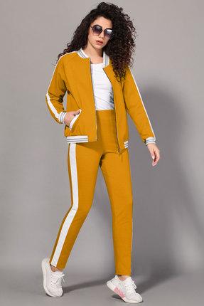 Спортивный костюм Сч@стье 7056-4 горчица