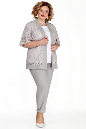 Комплект брючный Pretty 1049 серый