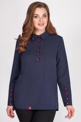 Рубашка AVLINE 1776 синий