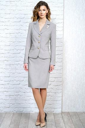 Комплект юбочный Alani 1127 серый