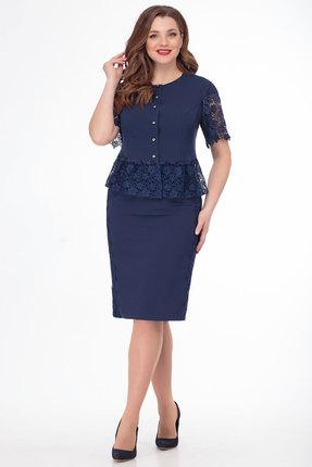 Комплект юбочный Anelli 750 синий