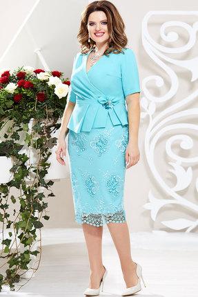 Комплект юбочный Mira Fashion 4580 мята