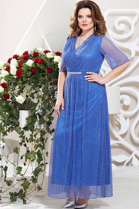 Платье Mira Fashion 4778-2 василёк
