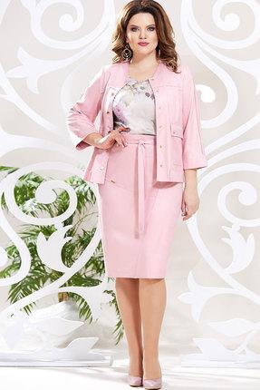 Комплект юбочный Mira Fashion 4783 розовый