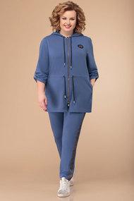 Спортивный костюм Svetlana Style 1391 синий