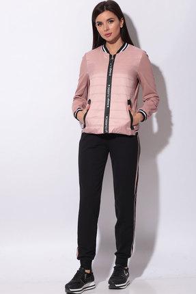 Спортивный костюм Bonna Image 457.1 розовый+чёрный