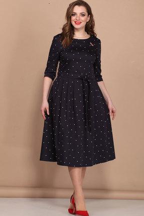 Платье Bonna Image 406 чёрный