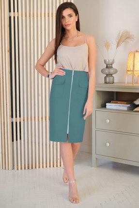женская юбка ladis line