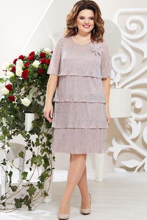 женское вечерние платье mira fashion
