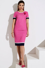 Комплект юбочный Lissana 4041 розовый