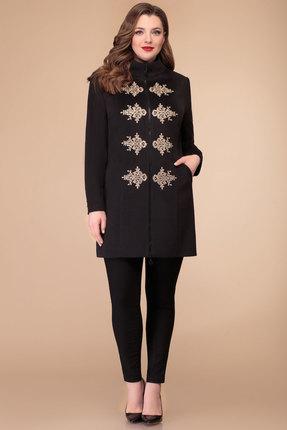 женский кардиган svetlana style, черный