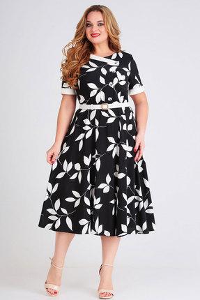 женское повседневные платье ксения стиль, черное