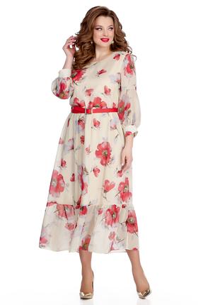 женское повседневные платье teza