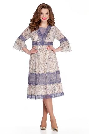 женское повседневные платье teza, бежевое