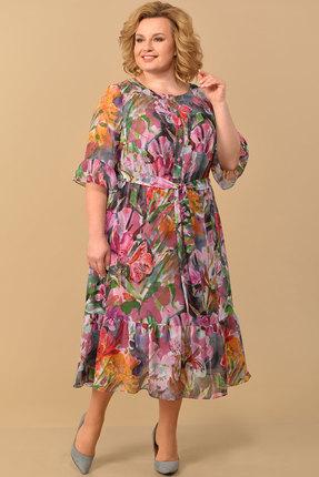 женское повседневные платье lady style classic