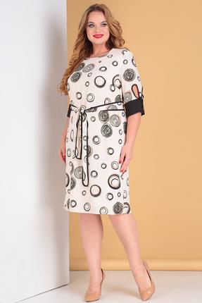 женское платье для офиса moda-versal
