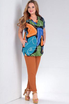 женский брючный костюм jurimex