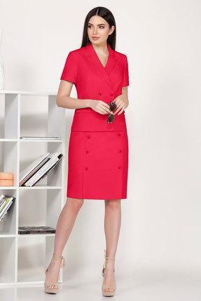 Комплект юбочный Ivelta plus 2497 красный