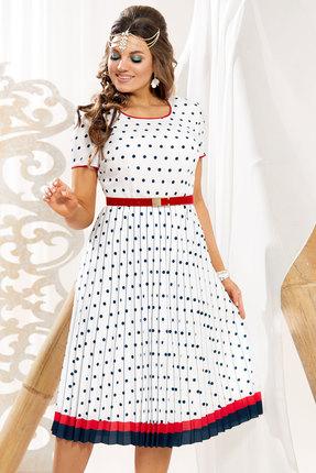 Платье Vittoria Queen 10863 белый