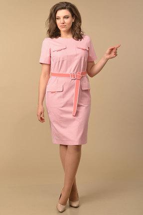 Платье Lady Style Classic 1970/1 розовый