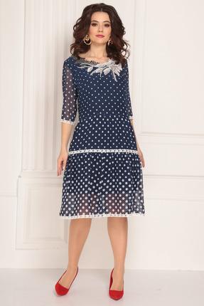 Платье Solomeya Lux 693 синий